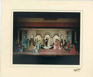 Primary view of object titled '[Group Photograph from Kiss Me, Kate]'.