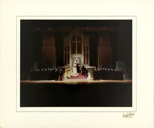 Primary view of object titled '[The Sound of Music Wedding Scene, 1970]'.