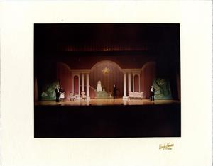 Primary view of object titled '[Five Actors in The Sound of Music, 1983]'.