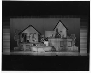 Primary view of object titled '[Act 1, Scene 2 of Hello, Dolly!]'.