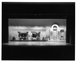 Primary view of object titled '[Set from My Fair Lady, 1977 #2]'.