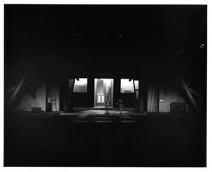 Primary view of object titled '[Murder Scene in West Side Story]'.