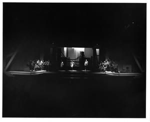 Primary view of object titled '[Two Gangs and Three Lead Actors in West Side Story #2]'.