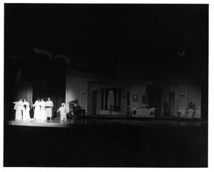 Primary view of object titled '[Photograph from My Fair Lady, 1977 #2]'.