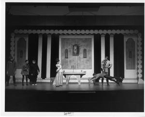 Primary view of object titled '[Six Actors in Kiss Me, Kate #3]'.