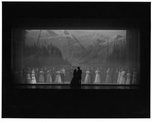 Primary view of object titled '[End of the Wedding Scene in Seven Brides for Seven Brothers #3]'.