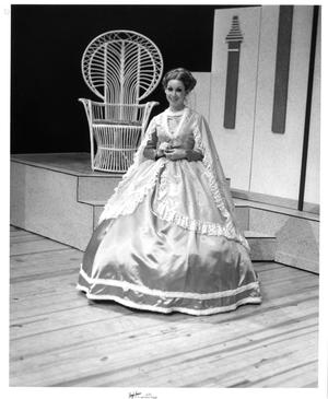 Primary view of object titled '[Actress in The King and I]'.