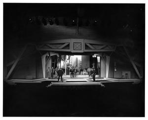 Primary view of object titled '[Drugstore Scene in West Side Story]'.