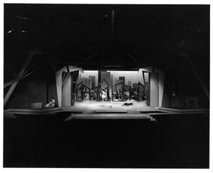 Primary view of object titled '[Death Scene in West Side Story #5]'.