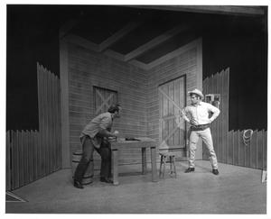 Primary view of object titled '[Knife Fight in Oklahoma! #2]'.