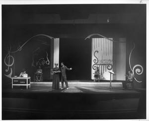 Primary view of object titled '[Photograph from The Music Man, 1963 #4]'.