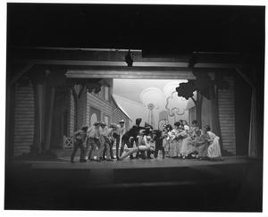 Primary view of object titled '[Dream Sequence in Oklahoma!]'.