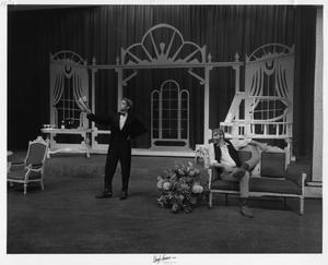 Primary view of object titled '[Two Actors in The Unsinkable Molly Brown #10]'.