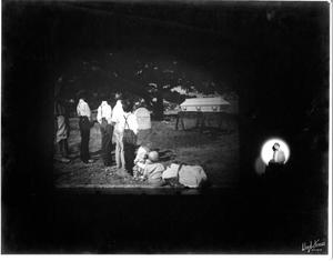 Primary view of object titled '[Charlie Reflects on His Wife's Death in Shenandoah]'.