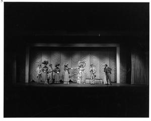 Primary view of object titled '[Act 1, Scene 6 of My Fair Lady, 1964 #5]'.