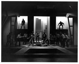 Primary view of object titled '[Rumble Scene in West Side Story #2]'.