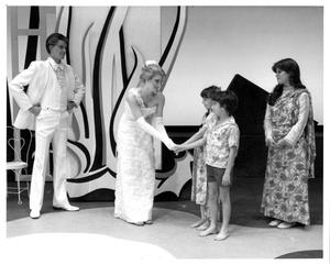 Primary view of object titled '[Nellie is Introduced to Emile's Children in South Pacific Musical]'.
