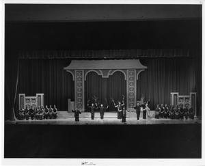 Primary view of object titled '[Theatre Scene in The King and I #3]'.