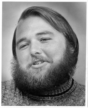 Primary view of [Jim Vaughan Close Up from Fiddler on the Roof, 1972 #5]