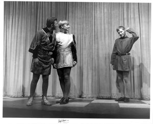Primary view of [Three Men in Camelot]