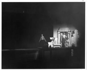 Primary view of object titled '[Photograph from The Music Man, 1963 #8]'.