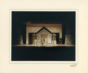 Primary view of object titled '[Von Trapp Children in Bedroom in The Sound of Music, 1970]'.