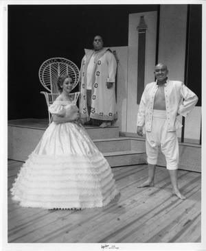 Primary view of [Three Actors in The King and I #4]