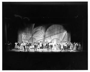 Primary view of object titled '[Act 2, Scene 3 of My Fair Lady, 1977 #3]'.
