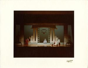 Primary view of object titled '[The King's Court in The King and I]'.