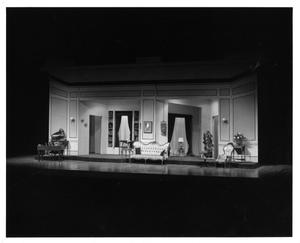 Primary view of object titled '[Set from My Fair Lady, 1977 #6]'.