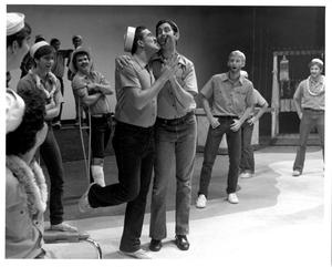 Primary view of [Sailors in South Pacific Musical #2]