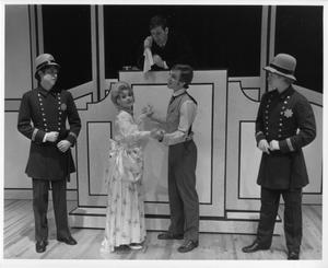 Primary view of object titled '[Hello, Dolly! Courtroom Scene #2]'.