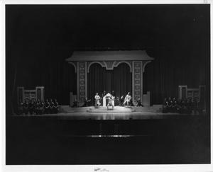 Primary view of object titled '[Theatre Scene in The King and I #6]'.