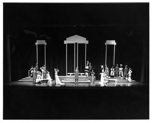 Primary view of object titled '[Act 1, Scene 6 of My Fair Lady, 1977 #2]'.