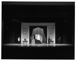 Primary view of object titled '[Six Actors from My Fair Lady, 1977]'.