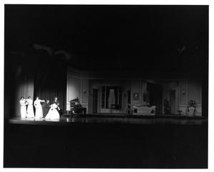 Primary view of object titled '[Photograph from My Fair Lady, 1977]'.