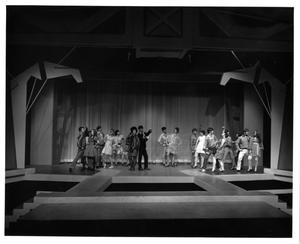 Primary view of object titled '[Dance Scene in West Side Story]'.