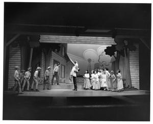 Primary view of object titled '[Dream Dance Sequence in Oklahoma!]'.