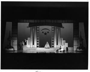 Primary view of object titled '[The King's Court in The King and I #2]'.