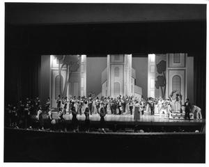 Primary view of object titled '[Parade Scene from Hello, Dolly!]'.