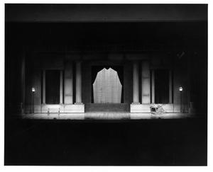 Primary view of object titled '[Set from My Fair Lady, 1977 #3]'.