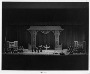 Primary view of object titled '[Theatre Scene in The King and I #7]'.