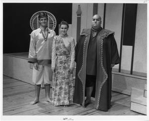 Primary view of object titled '[Three Actors in The King and I #5]'.
