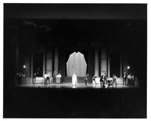 Primary view of object titled '[Group Photograph from My Fair Lady, 1977 #5]'.