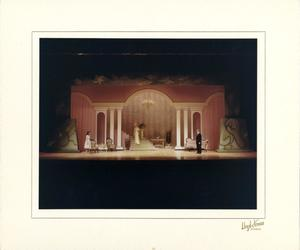 Primary view of object titled '[Photograph from The Sound of Music, 1970]'.