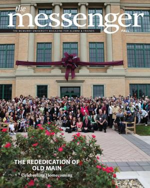 The Messenger, Fall 2014
