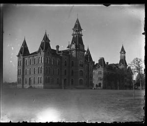[Two Unidentified Buildings]