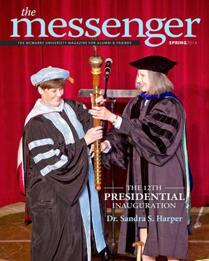 The Messenger, Spring 2014