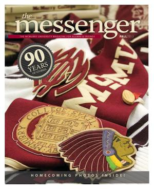 The Messenger, Fall 2013