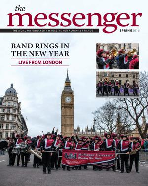The Messenger, Spring 2016